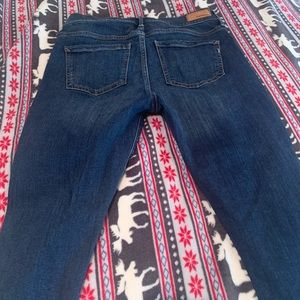 Express stretch performance cropped SZ8